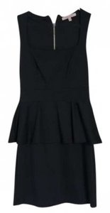 Other Peplum Cocktail Evening Little Sleeveless Dress