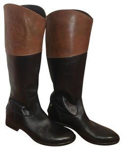 Paolo Black and brown. Boots