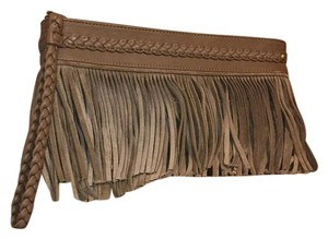 Express Tan Clutch