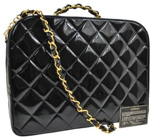 Chanel Chain Vanity Case Shoulder Bag