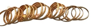 Alawamy Gold Gold Plated Indian Bangles