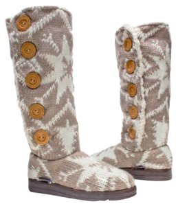 Muk Luks Taupe Boots
