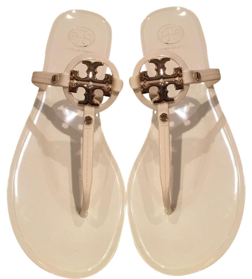 womens a Tory Burch Ivory Sandals a womens wide range of products 9c3da2