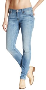 7 For All Mankind Skinny Jeans-Medium Wash