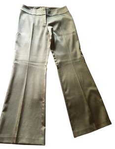 Cache Boot Cut Pants Gold