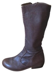 Anouk Equestrian Riding Fashion Brown Boots