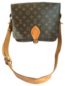 Louis Vuitton Cartouchiere Cross Body Bag