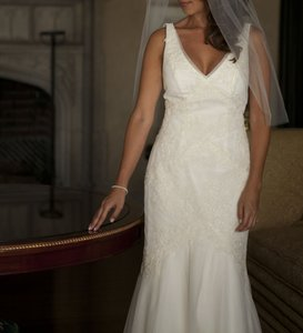 Vera Wang Style Wedding Dress
