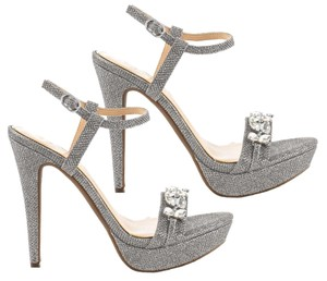 f3277f11367 Women s Silver Jessica Simpson Shoes - Up to 90% off at Tradesy