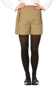 Carven Dress Shorts Olive