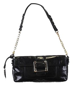 Badgley Mischka Gold Hardware Shoulder Bag