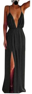 Black Maxi Dress by