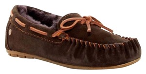 EMU Australia Chocolate (Dark brown) Flats