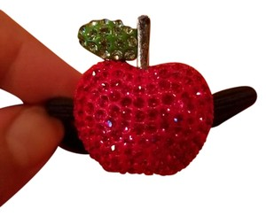 Other new apple crystal high end scrunchy