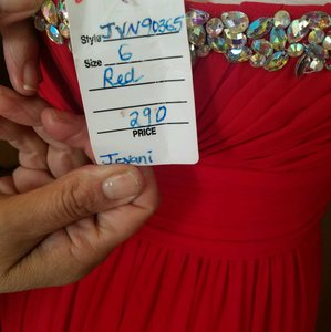 Jovani Red Dress