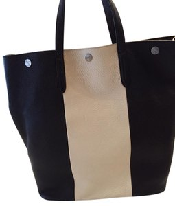 Bally Tote in BLACK AND WHITE