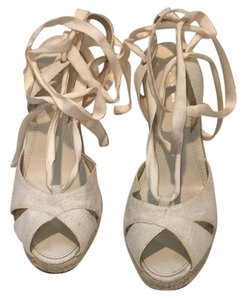 Banana Republic Bone Sandals