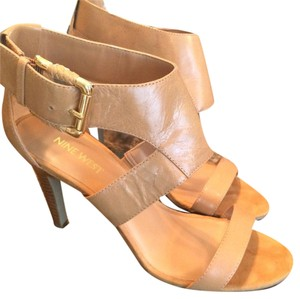 Nine West Nude Sandals