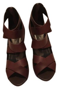 DV8 by Dolce Vita Sandals Brown Wedges