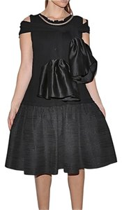 Marni short dress Black on Tradesy