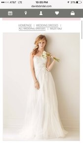 Melissa Sweet Ven Style Ms251062 Wedding Dress