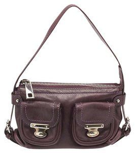 Marc Jacobs Mj Buckles Small Shoulder Bag