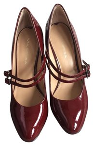 Via Spiga Burgundy/deep red Pumps