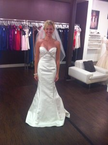 Anne Barge Lf216 Wedding Dress