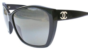 Chanel New Chanel sunglasses with case.