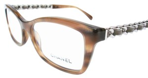 Chanel New Chanel glasses with case.