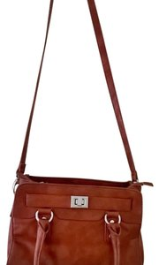 ALDO Satchel in Sienna Brown