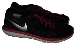 Nike Black, Pink, White Athletic