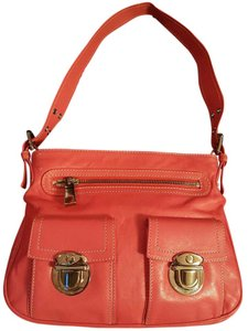 Marc Jacobs Resort Leather Shoulder Bag