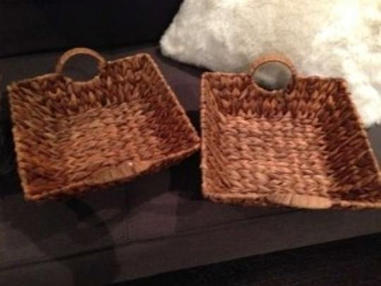 Preload https://item5.tradesy.com/images/brown-two-baskets-other-186249-0-0.jpg?width=440&height=440