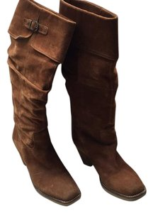 Via Spiga Brown suede Boots