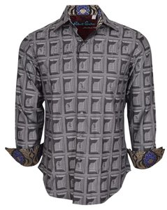 Robert Graham Shirt Sport Shirt Men's Shirt Shirt Button Down Shirt Multi-Color