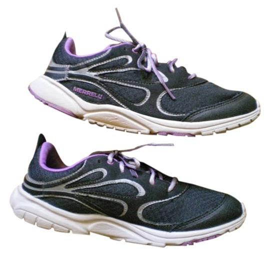 Preload https://item3.tradesy.com/images/merrell-black-with-gray-and-lavender-trim-bare-access-arc-sneakers-size-us-8-186257-0-0.jpg?width=440&height=440