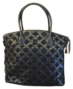 Louis Vuitton Tote in Emerald Green