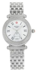 Michele Michele Caber MWW16A000054 Stainless Steel Quartz Ladies Watch (7700)