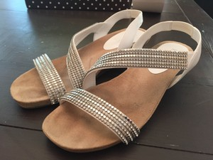 Kelly & Katie Wedding Wedges Wedding Shoes