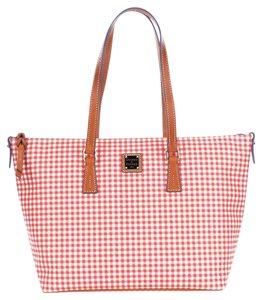 Dooney & Bourke Tote in Red