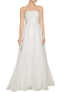 Theia Embellished Silk-organza Gown Wedding Dress