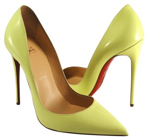 Christian Louboutin So Kate neon Pumps