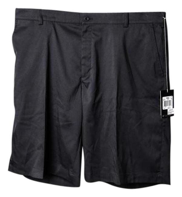 Item - * Black Dark Rinse Golf Short Cargo Jeans Size OS (one size)