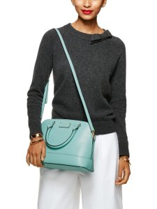 Kate Spade Satchel Leather Crossbody Shoulder Bag