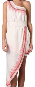 sass & bide short dress Natural on Tradesy