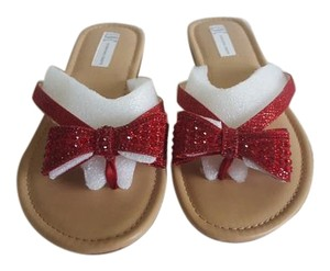 International concept inc Spicy red Sandals