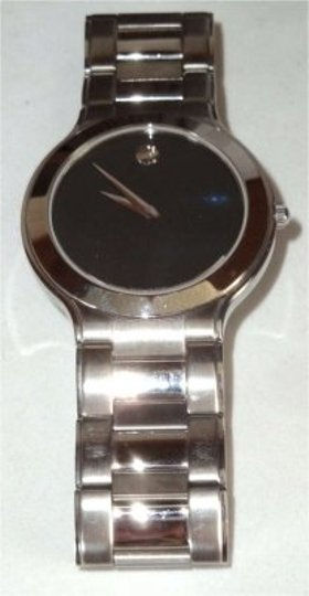 Movado Stainless Steel Museum