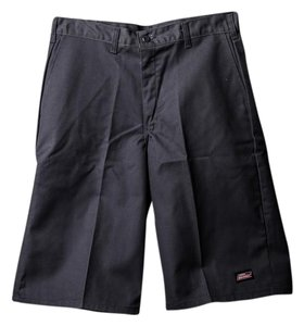 Dickies Work Shorts Mens Cargo Jeans-Medium Wash