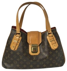 Louis Vuitton Griet Monogram Griet Alma Shoulder Bag